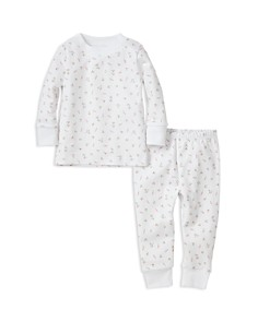 Kissy Kissy - Girls' Garden Rose Pajama Top & Pants Set - Baby